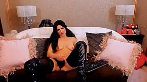 Sexy Latex Ladyboy Amateur Porn Tube