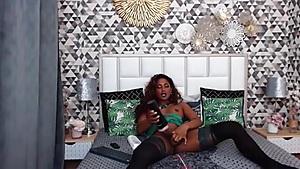 Ebony Transsexual Webcam Tube Porn